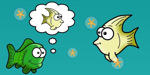 Construct 2 Feeding Fish frenzy game vidoe tutorial
