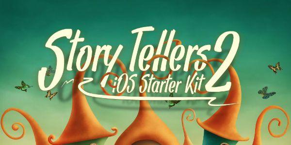 Story Tellers iOS Starter Kit 2