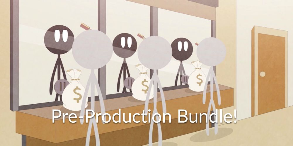 preproduction video tutorials on storyboarding animatics