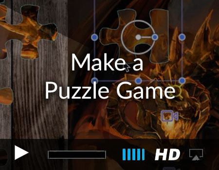 Make a Puzzle Game with Xcode
