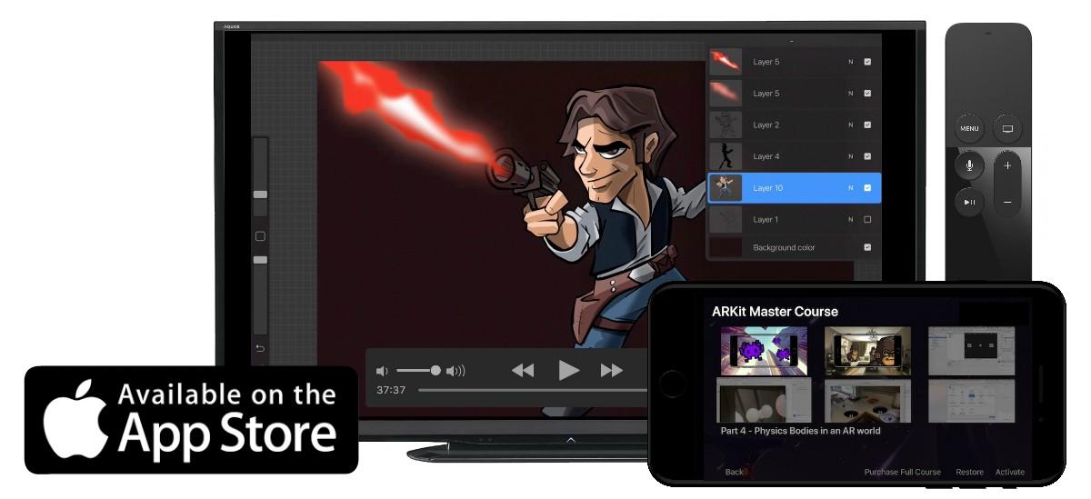 Promo CartoonSmart TV App