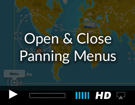 Refining Thumbnail Menus with Separate Open and Close Buttons  (Map demo part 3 of 3)
