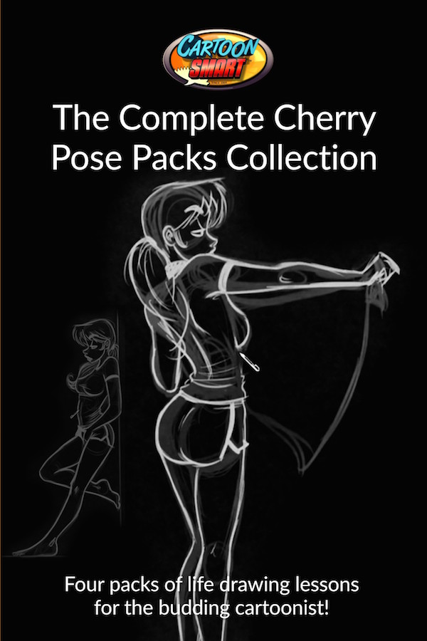 Cherry Pose Packs Collection