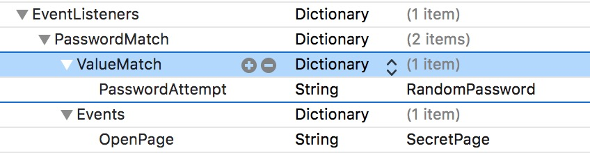 Check if values match in xcode