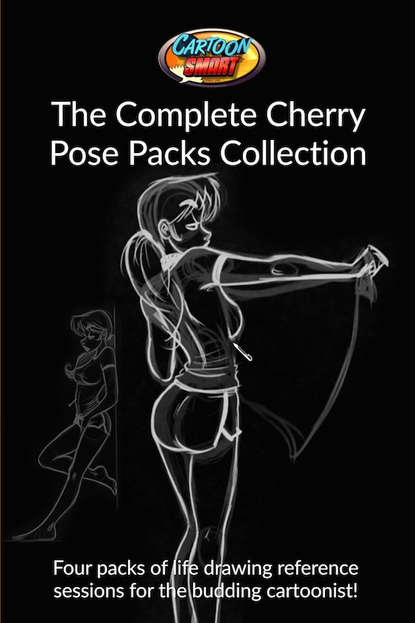 The Complete Cherry Pose Packs Collection - Drawing Reference Sessions