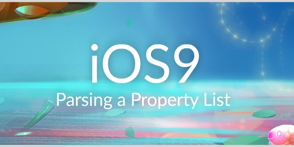 Parsing a Property List with Swift 2