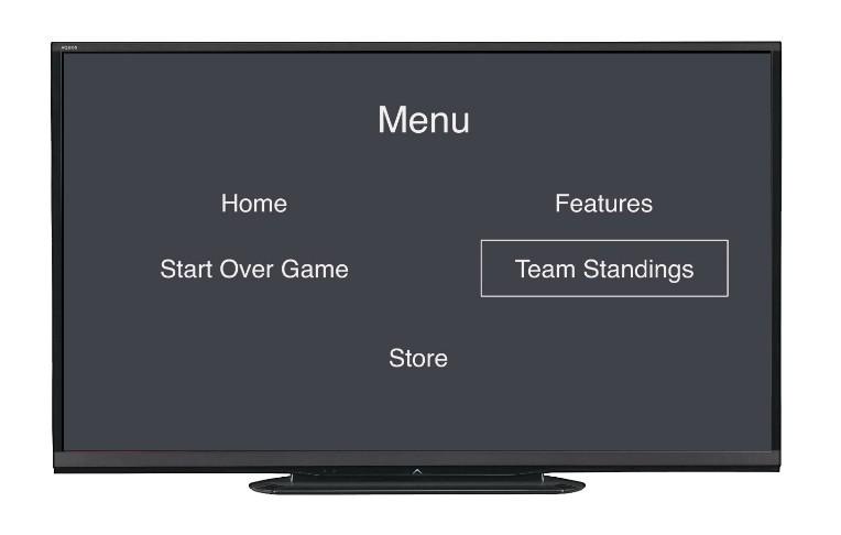 template screen on tvOS