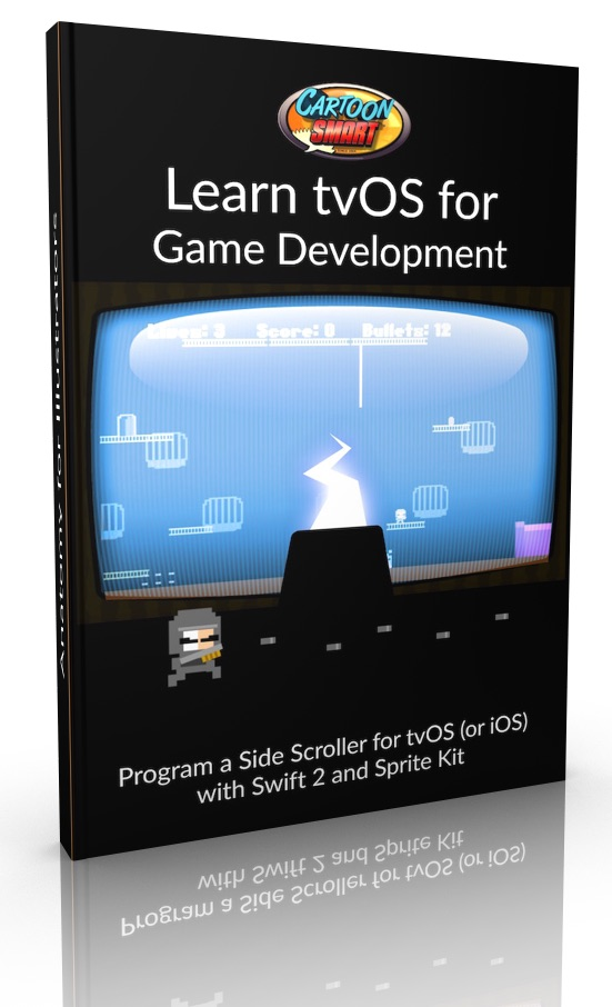 tvOS Video tutorials for game development
