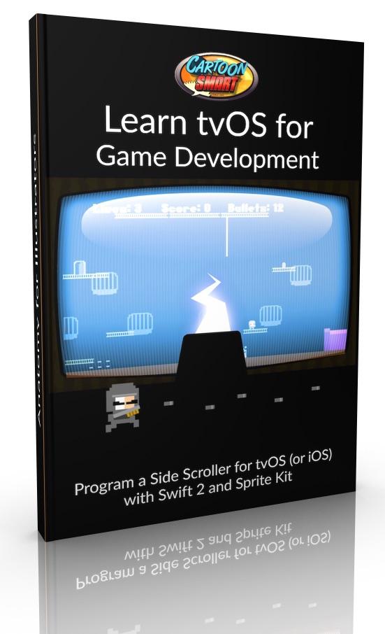 tvOS Video tutorials for game development