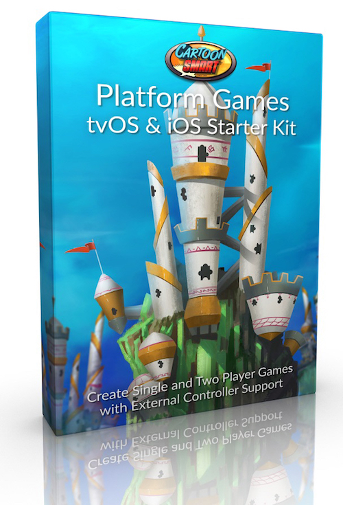 Platform Games tvOS and iOS Box