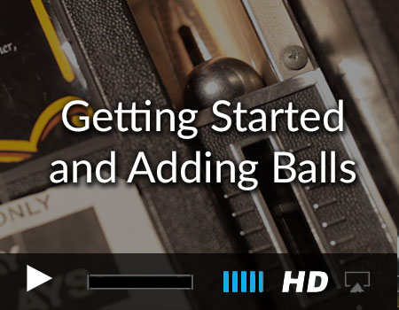 Lesson 1 – Getting Started and Adding Balls in the Pinball Games iOS and tvOS Starter Kit