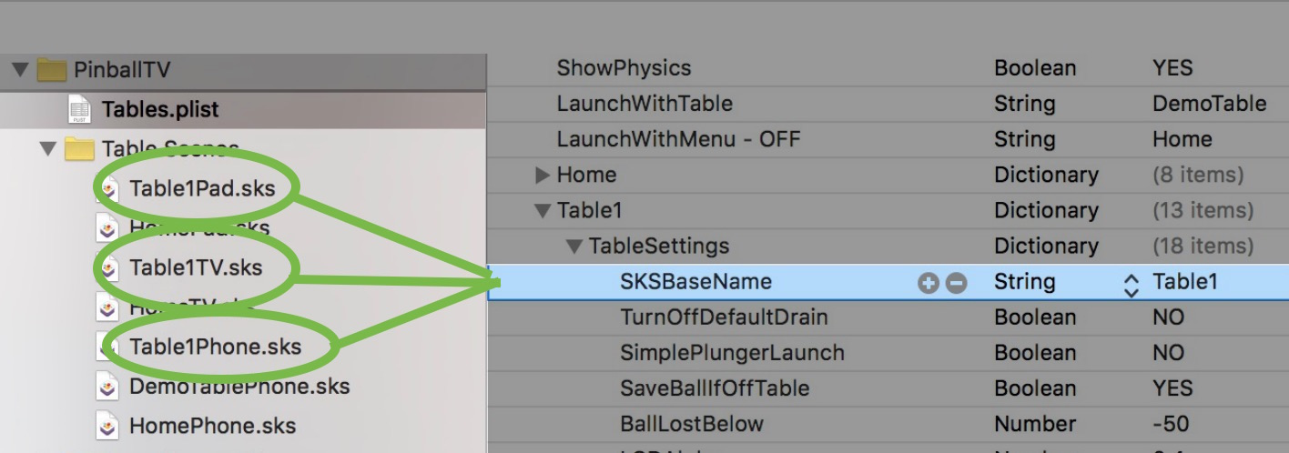 Loading SKS files in Xcode with Sprite Kit