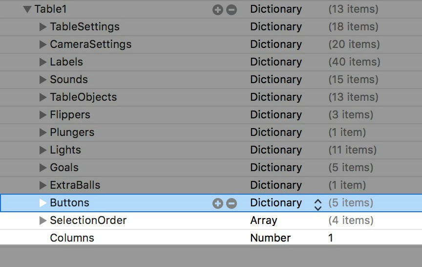 Adding Buttons to your SKScene in Xcode 7 and the Pinball Starter Kit