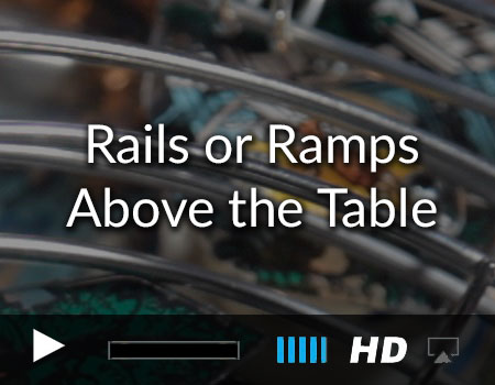 Lesson 7 – Adding Rails or Ramps in the Pinball Games iOS and tvOS Starter Kit
