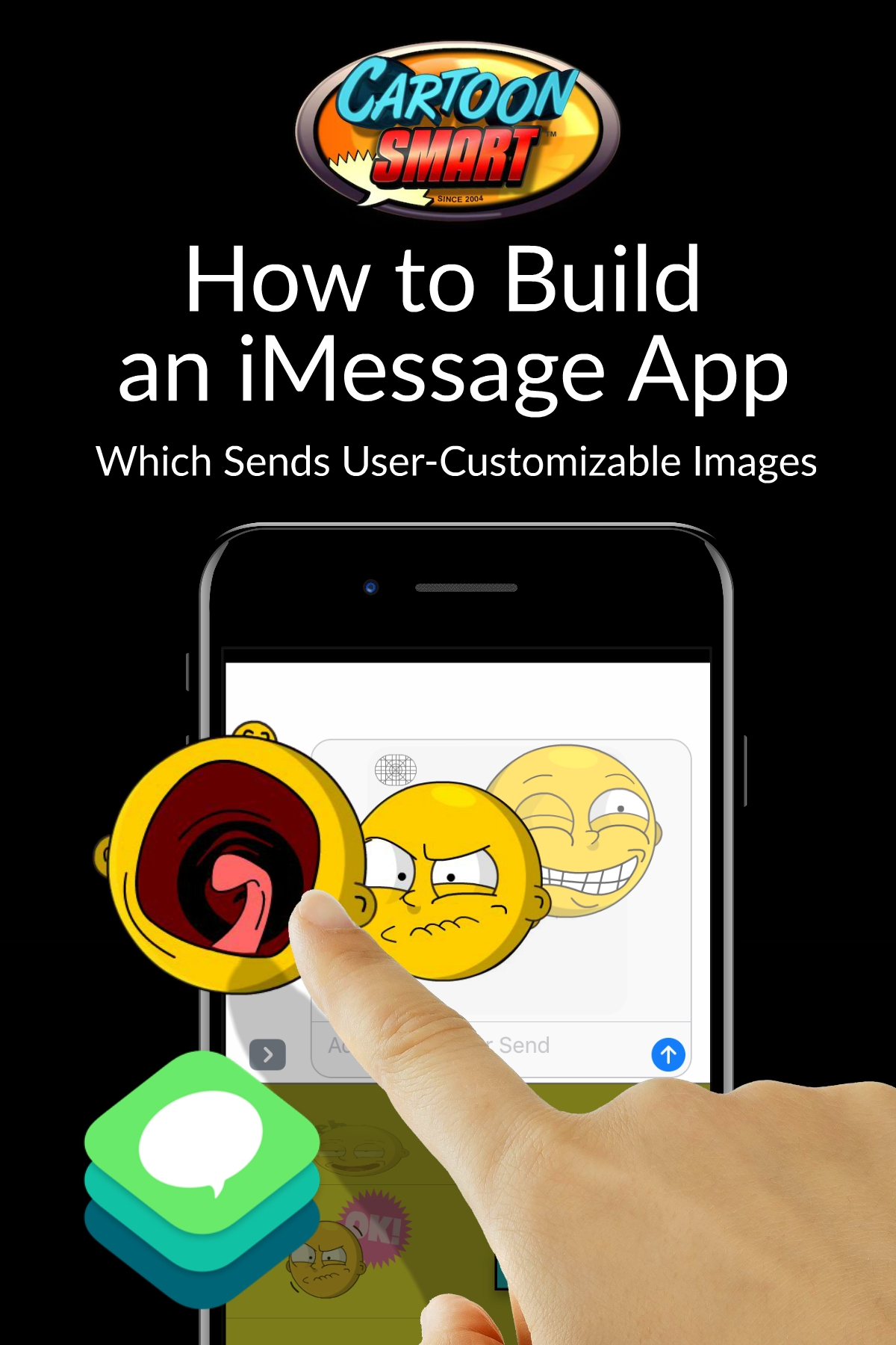 iMessage Tutorials How to Build a User Customizable Message App