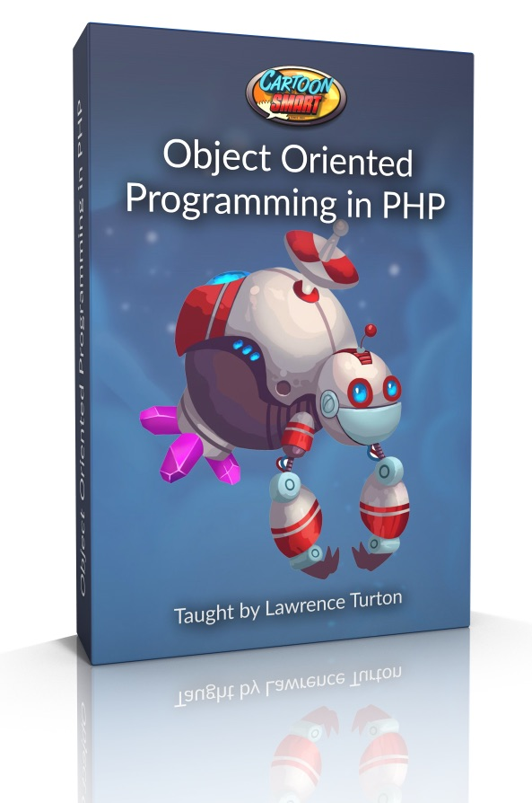 OOP PHP Box Video Tutorials