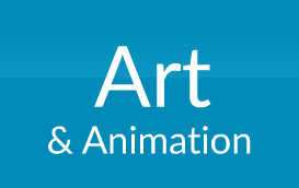 Art and Animation Badge