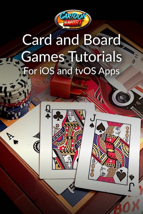 Card and Board Games iOS and tvOS Tutorials Box copy