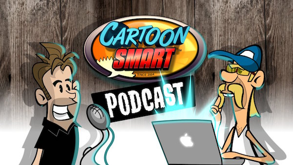 CartoonSmart Podcast Thumbnail