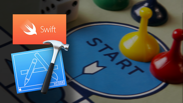 Free Swift and Sprite Kit Tutorial – Prototyping a Board Game and Moving Pieces