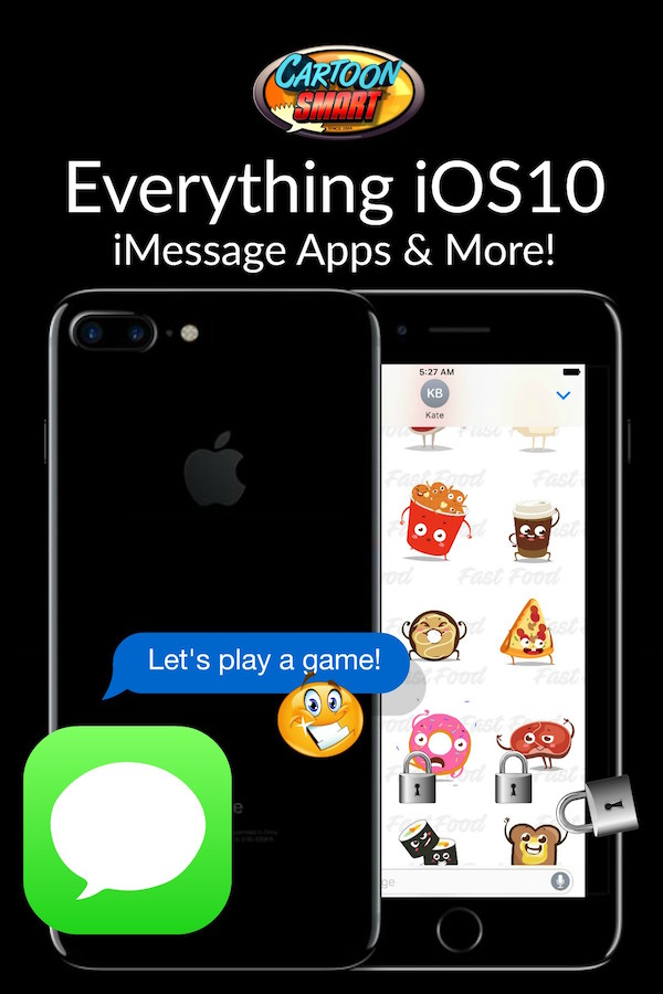 everything ios10 video tutorials