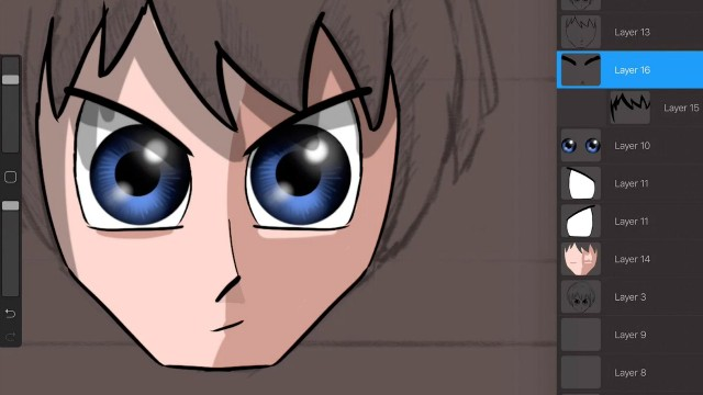 How to Draw and Shade an Anime or Chibi style Head Part 3 (video tutorial thumb)