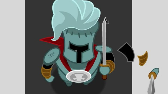How to Animate a Top-Down Game Character in Adobe Animate 3