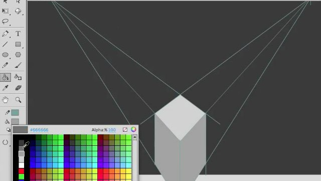 How to Draw Buildings in Perspective Video Tutorial for Adobe Animate header