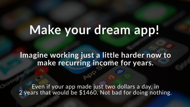 Make your dream app