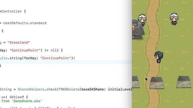 Role Playing Games with Sprite Kit and Swift 3 - Part 16 - Level Properties