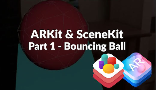 SceneKit and ARKik – Basics Tutorial – Part 1