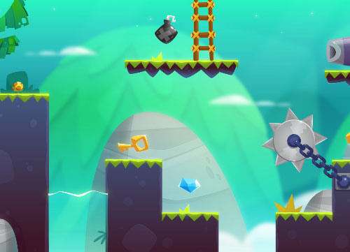 Side Scroller – Royalty Free Game Art | CartoonSmart.com