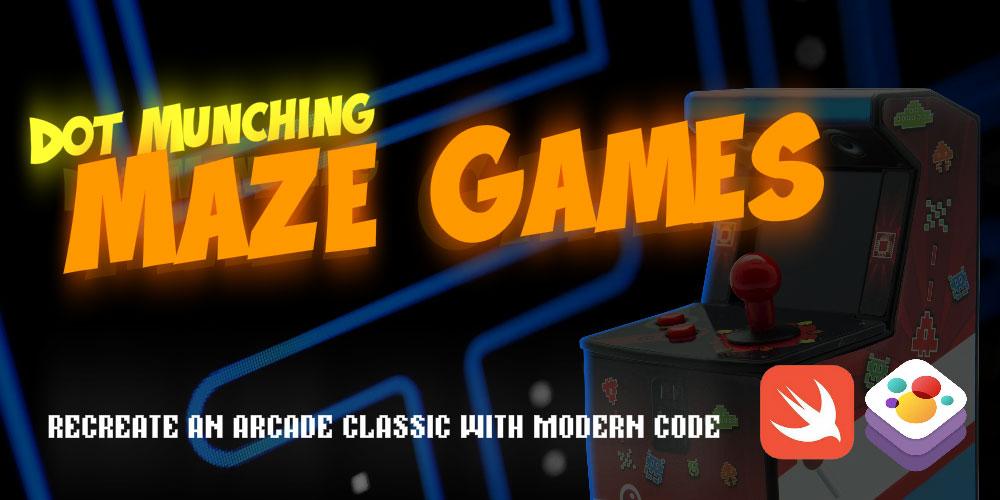 Dot Munching Maze Games Index