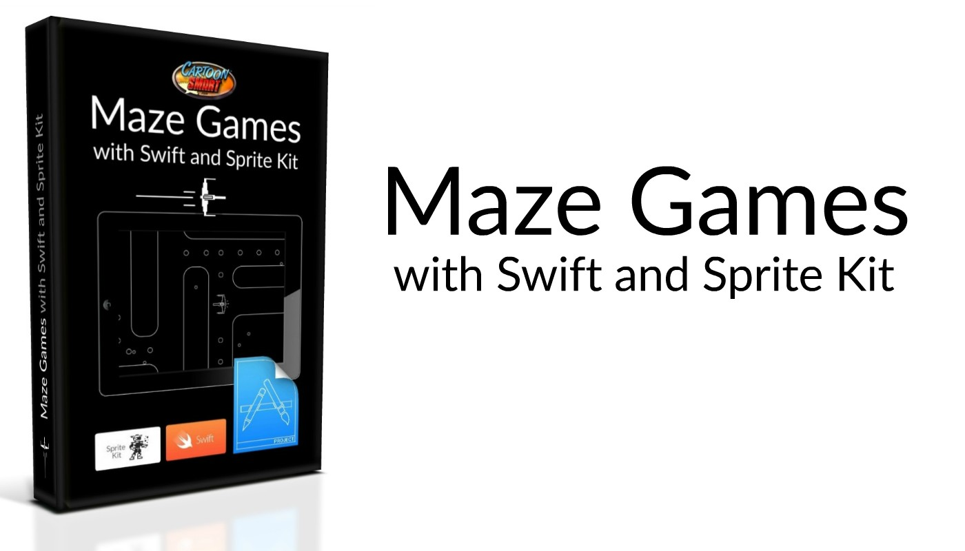Maze Games with Swift and Sprite Kit