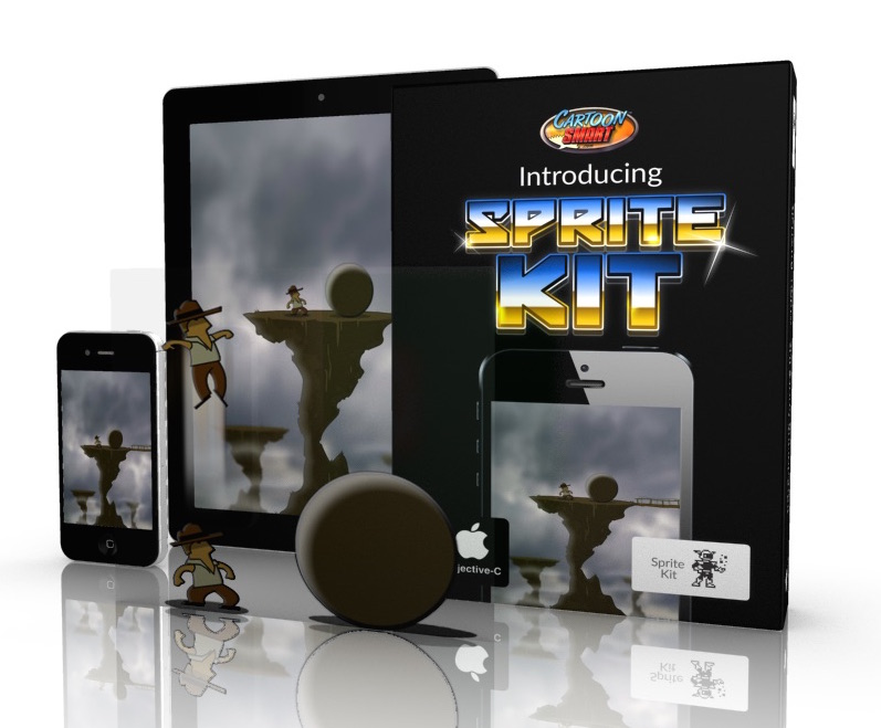 Introduction to Sprite Kit Tutorials