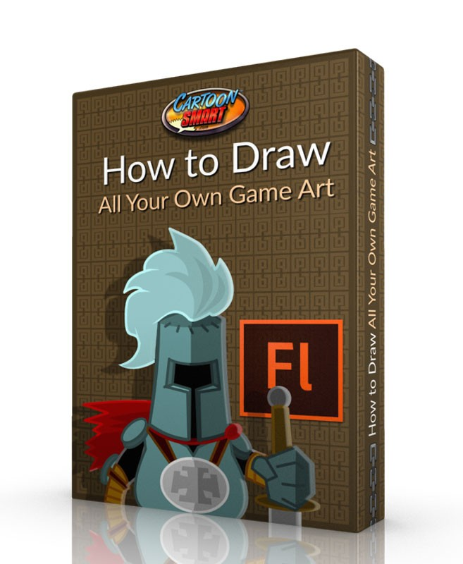 How to Draw All Your Own Game Art Video Tutorials