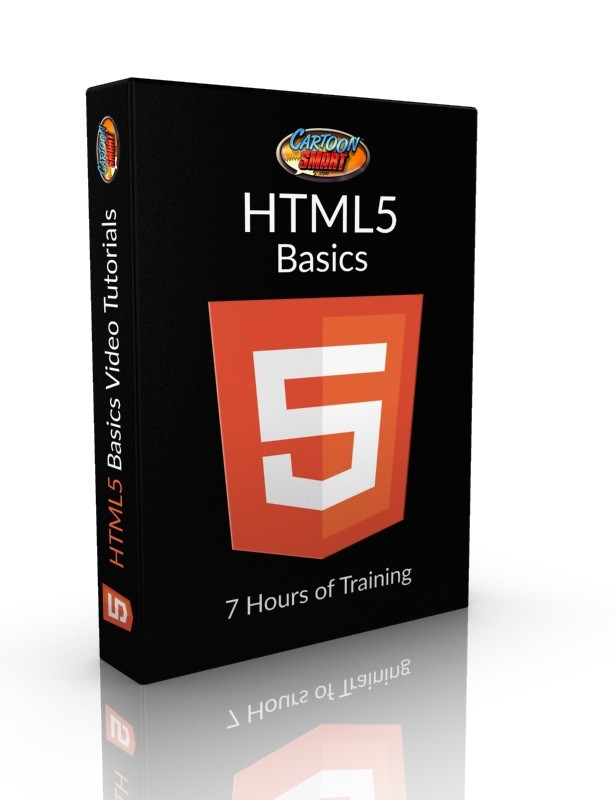 HTML5 Basics Video Tutorials