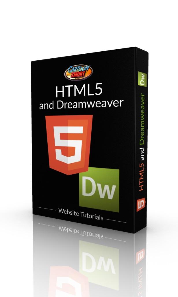 HTML5 and Dreamweaver Video Tutorials