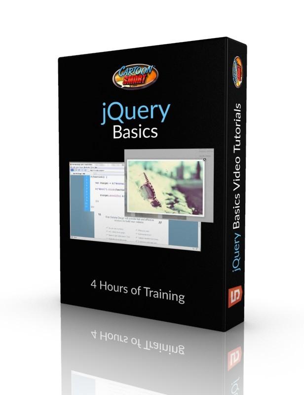 jQuery Basics Video Tutorials
