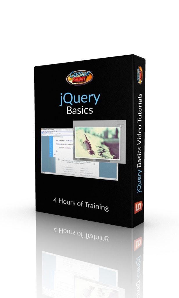 jQuery Basics Video Tutorials
