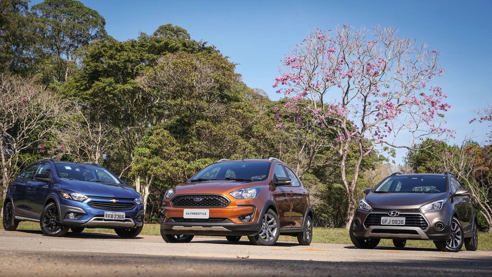 Onix segue como carro mais vendido em janeiro de 2019; veja lista
