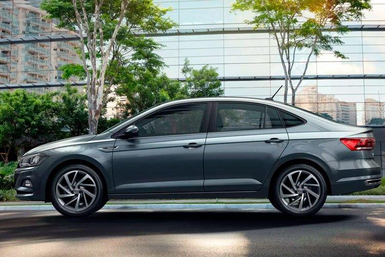 Virtus é o carro mais seguro do Brasil em 2018