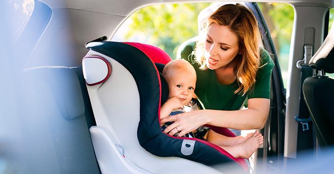 Como Levar Criança no Carro com Segurança?