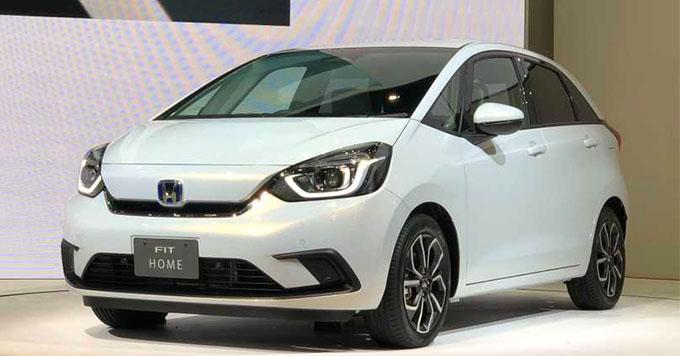 Conheça o Novo Honda Fit 2020 apresentado no Salão de Tóquio
