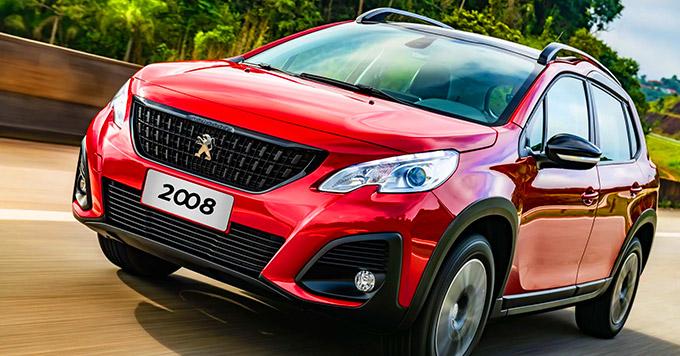 Novo Peugeot 2008 chega com dianteira modificada e preços a partir de R$69.990