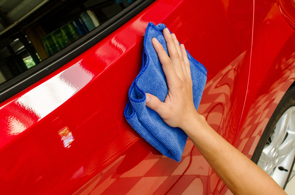 Quais cuidados você deve ter para conservar a pintura do carro?