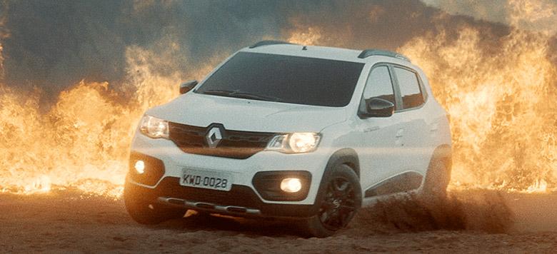 Saiba Tudo sobre o Kwid Outsider, o lançamento da Renault