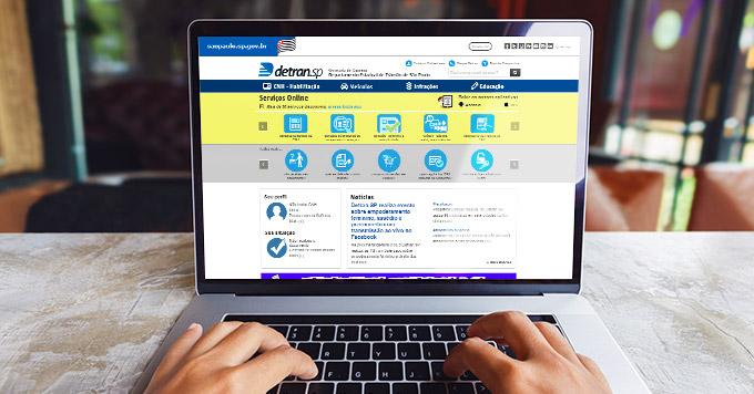Consulta de Pontos na CNH e mais serviços online do Detran