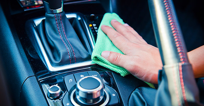 5 Dicas para fazer a limpeza interna do carro corretamente