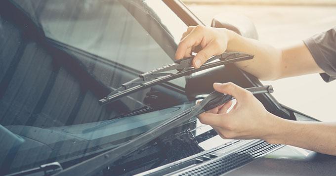 Quando trocar a palheta limpador de para-brisa do carro?